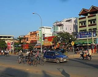 English language Siem Reap