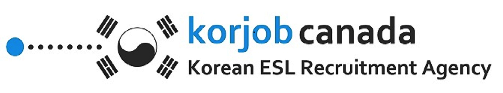 Korean ESL recruitment agency in Canada logo