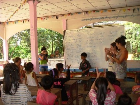 TESOL School Koh Kong City