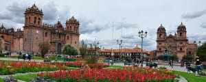 cusco city center peru