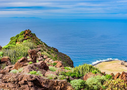 canary islands sea view